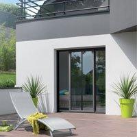 Fenêtres aluminium coulissante Empreinte® - Batiweb