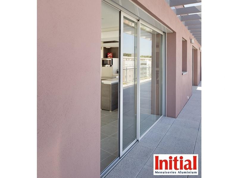 Coulissant Essentiel - Vues d'aluminium ultra réduite - Batiweb