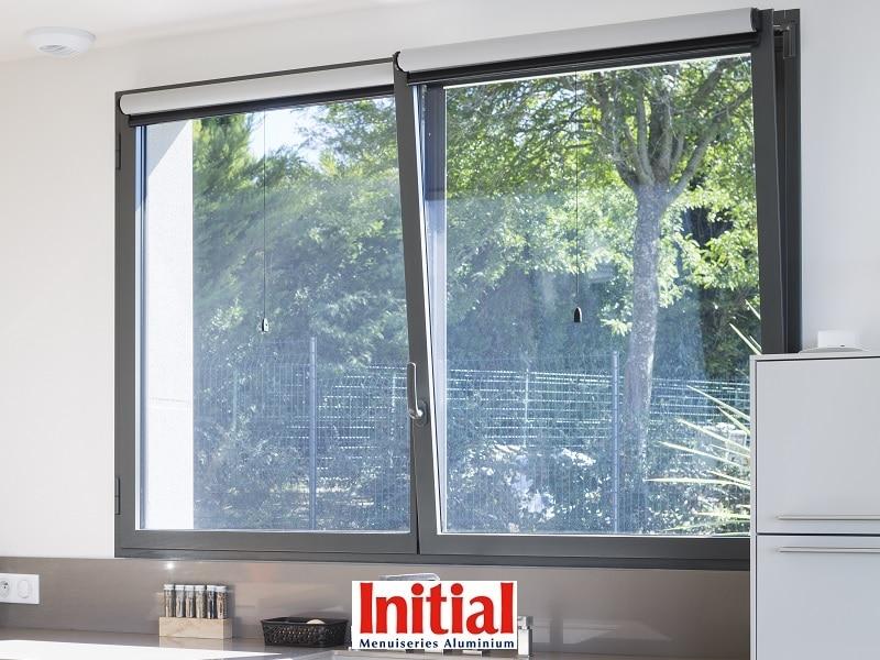 Fenêtre ouvrant caché Vision - L'offre la plus large du marché