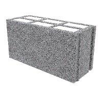 CONFORT+, bloc en roche volcanique alvéolaire