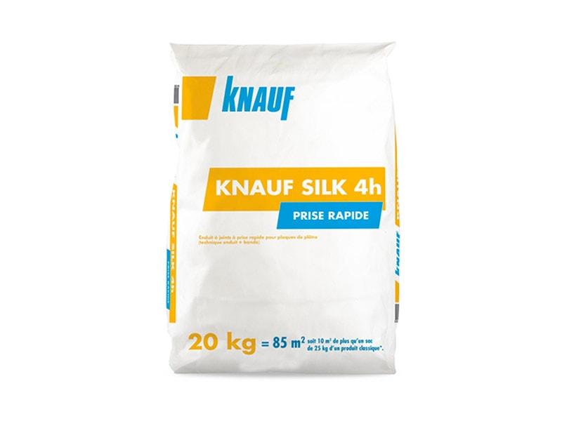 Knauf Silk 4h - enduit à joint à prise rapide