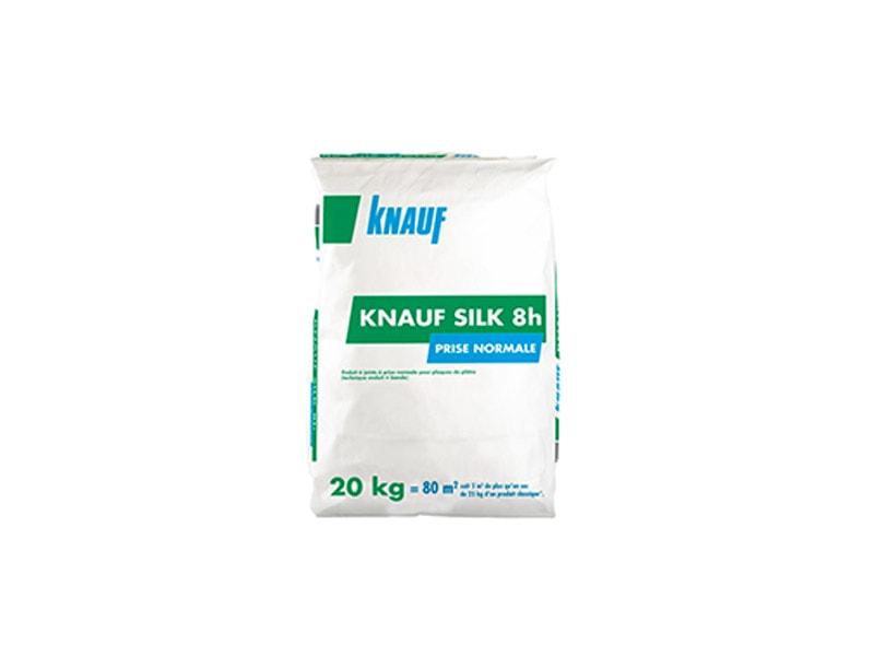 Knauf Silk 8h - enduit à joint à prise normale