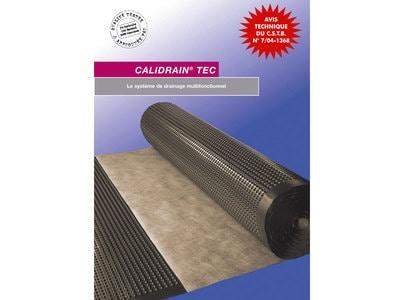 CALIDRAIN® TEC Batiweb