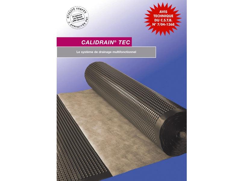 CALIDRAIN® TEC - Batiweb
