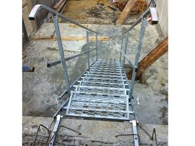 Escalier de chantier Economique (EMAP Eco) Batiweb