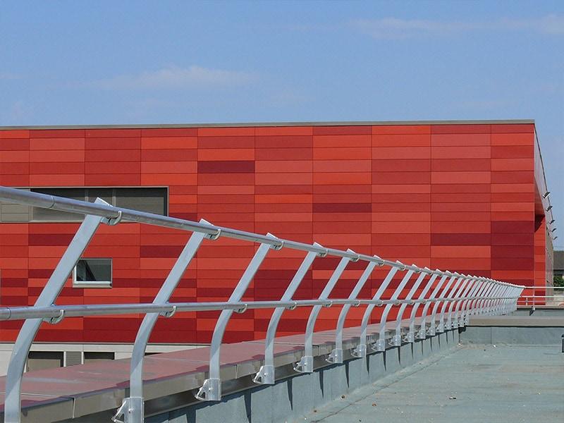 Garde-corps de sécurité - Barrial - Batiweb