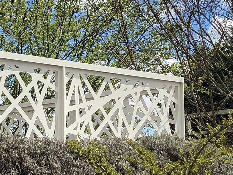 Système de garde-corps pour toiture-terrasse accessible et balcon - Lotentic