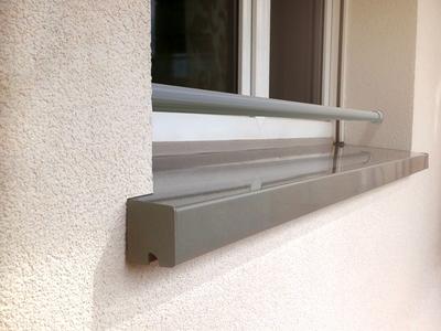 Appui de fenêtre pour façade isolée - Protegenet Tradition Batiweb