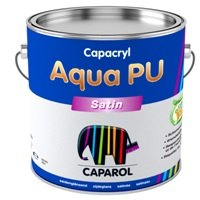 Capacryl Aqua PU Satin - Batiweb