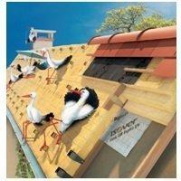 La solution d'isolation ISOVER pour les toitures par l'extérieur en réno