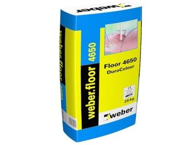 Le weber.floor 4650 : le revêtement de sol décoratif Batiweb