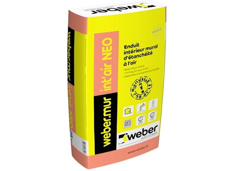 weber.mur int'air neo - Batiweb