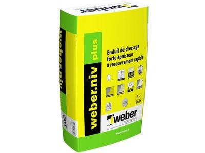 weber.niv plus Batiweb