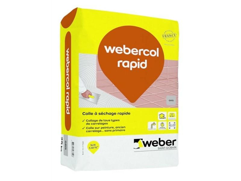 weber.col rapid - Batiweb