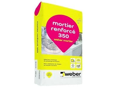 weber mortier Batiweb