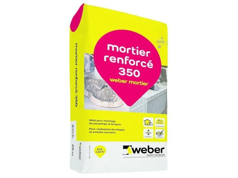 weber mortier - Batiweb