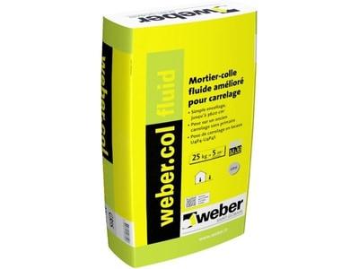 weber.col fluid Batiweb
