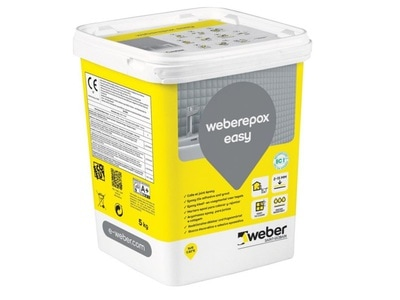 weberepox easy Batiweb
