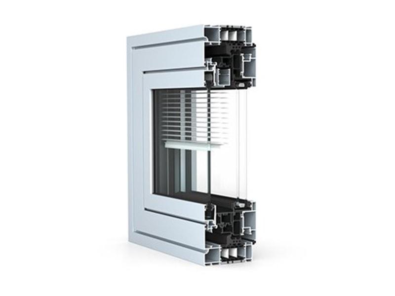 Fenêtre nouvelle génération thermo-acoustique en respirant WICLINE 115 AFS - Batiweb