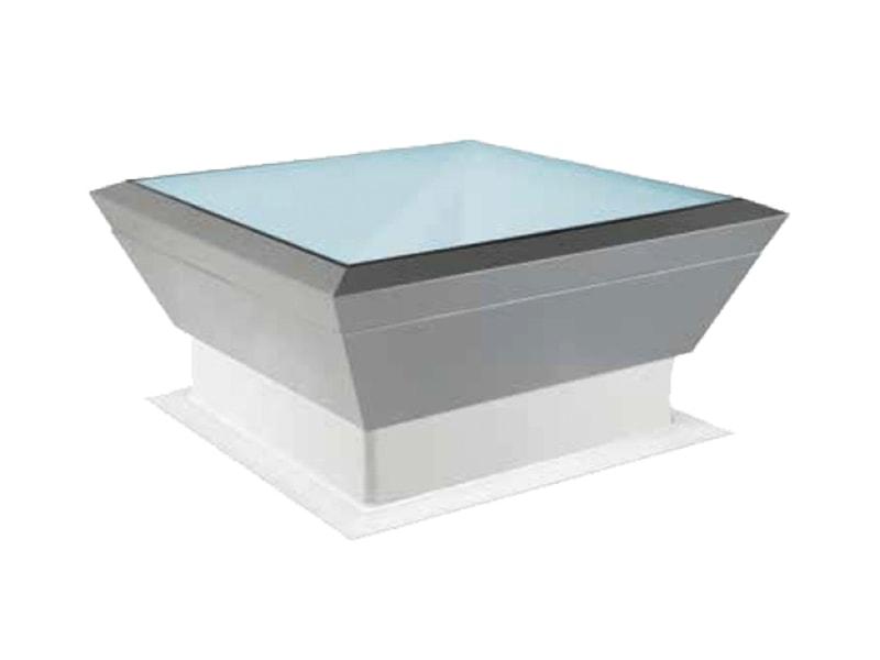 KARAT INSIDE, gamme lanterneaux avec remplissage verre