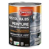 Rustol-alu ra.85 Peinture de finition aluminium tous supports - Batiweb