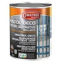 Rustol-déco®, peinture antirouille décorative tous supports  Batiweb