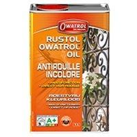 Rustol owatrol, antirouille pénétrant additif pour peintures Batiweb