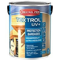 Textrol uv+, haute protection ultra incolore - Batiweb