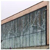 Séristal Image, verre trempé avec décor personnalisé