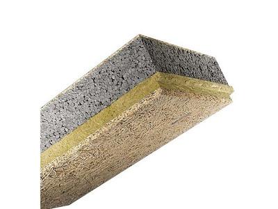 Panneau isolant en sous face de dalle - Fibrastyroc ULTRA Clarté Batiweb
