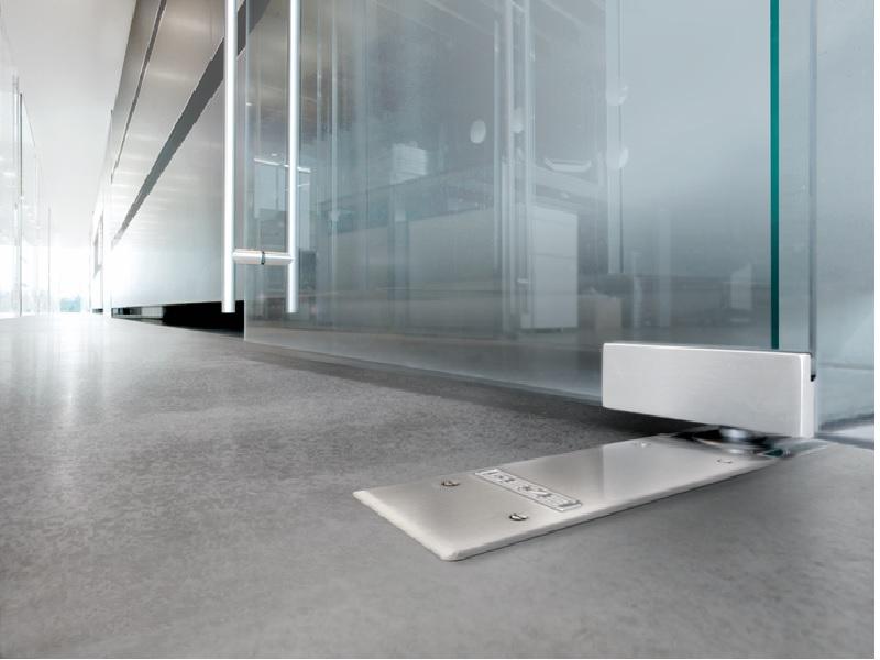 TS 500 NV / 550NV, PIvot de sol pour portes - Batiweb