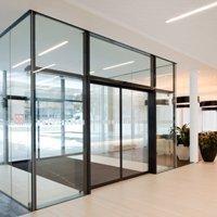 Slimdrive NT - SLT, Systèmes pour portes coulissantes et télescopiques