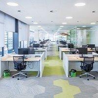 Plafond suspendu Ecophon Focus™ Ds - Batiweb