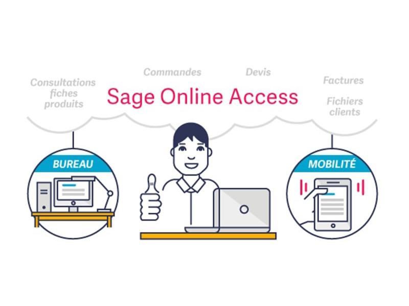 Sage Online Access - Batiweb