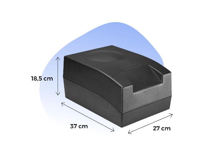 Appareil d'assèchement des murs Mur-Tronic 2®