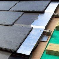 Ardoise solaire, Thermoslate système avec vis Batiweb
