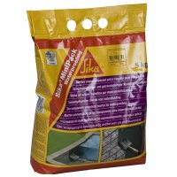 Sika MiniPack® Mortier d'Imperméabilisation - Batiweb