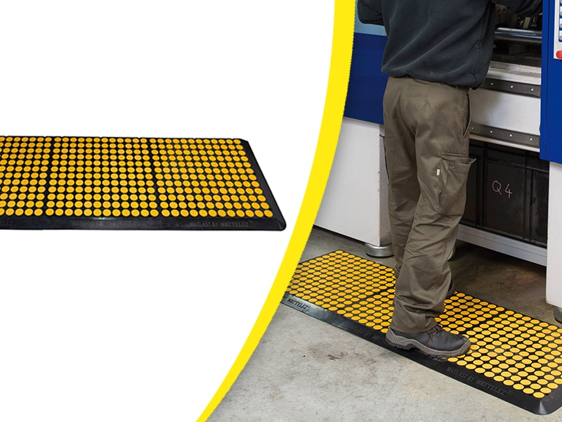 TAPIS ANTI-FATIGUE MATLAST®