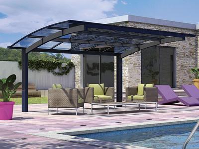 Le Carport, un nouvel espace d'aménagement extérieur Batiweb