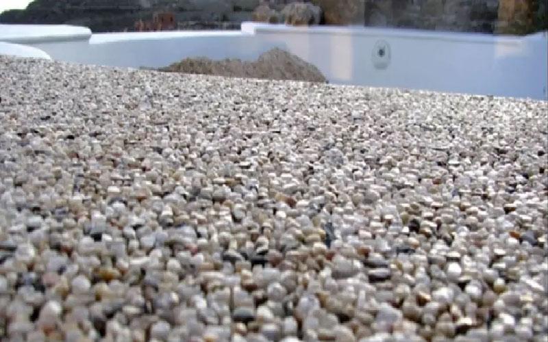 HIMFLOOR DS 6000 : moquette de pierre résine époxy - Batiweb