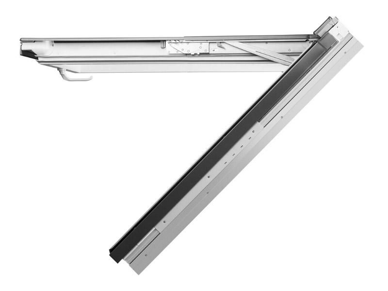 Fenêtre de toit FAKRO projection-rotation PVC - Batiweb