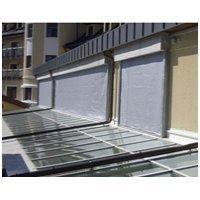 Fibershield-F, nouveau rideau de protection  des façades E120 - Batiweb
