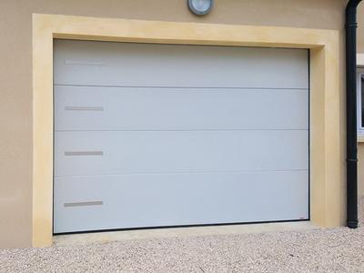 Porte de garage Iliade Batiweb