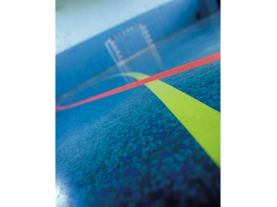 Sol coulé épais pour salles de sports - Haltopex sportif polyvalent (HSP) Batiweb