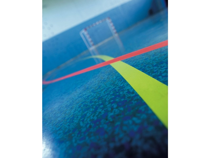 Sol coulé épais pour salles de sports - Haltopex sportif polyvalent (HSP) - Batiweb