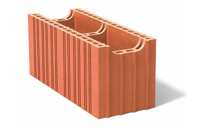Brique acrotère : pour une façade 100 % terre cuite - Batiweb