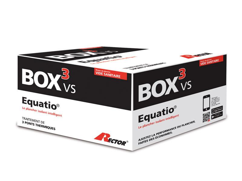 BOX 3 EQUATIO VS pour éliminer les ponts thermiques - Batiweb