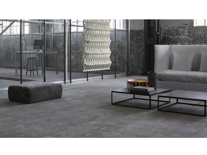 Dalles de moquettes Desso&Ex Concrete - Batiweb
