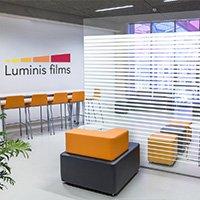 Film décoratif pour vitre - habiller les vitrages