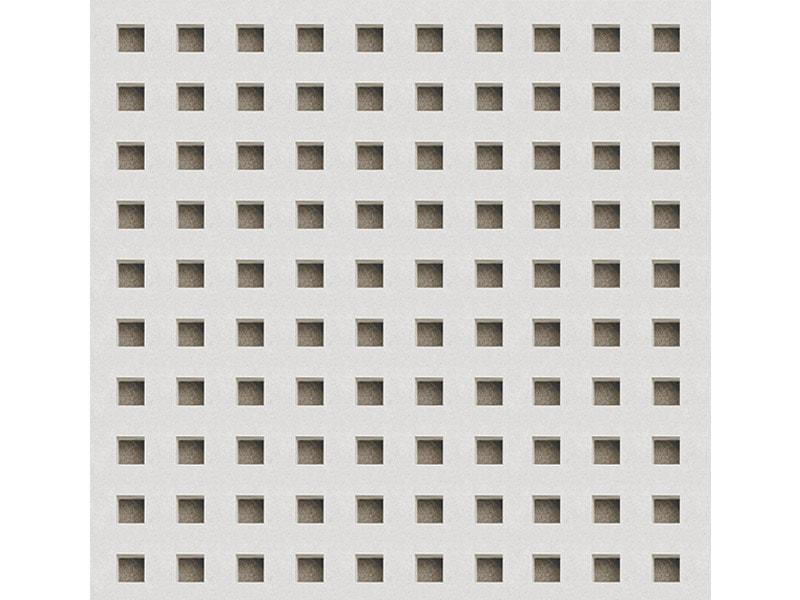 Plafond acoustique non démontable plâtre - Knauf Delta 4 - Batiweb